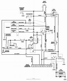 19 hp kawasaki engine wire diagram gravely 991058 000101 pm44z 19hp kawasaki 44 quot deck parts diagram for wiring diagram