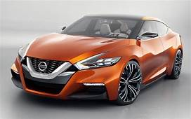 2016 Nissan Maxima Styles & Features Highlights