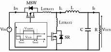 fig 13 synchronous rectifier buck converter topology scientific diagram