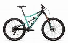 suspension mountain bikes planet x