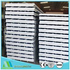 china lightweight structural composite eps sandwich panels for wall and roof china