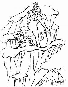 Grinch Malvorlagen Pdf The Grinch Coloring Pages To And Print For Free