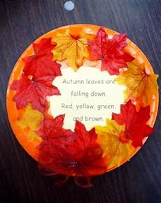 Herbst Basteln Kindergarten - fall crafts for of all ages and easy fall