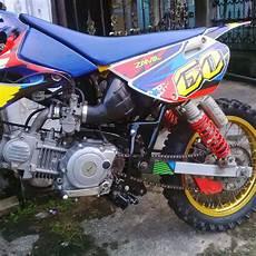 Motor Modif Dijual by Dijual Motor Grasstrack Bebek Modifikasi 4tak Iklan Ya