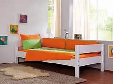 relita einzelbett nik in buche massiv wei 223 lackiert