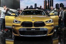 2018 BMW X2 Makes Auto Show Debut In Detroit  Motor Trend