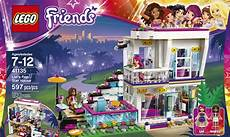 Malvorlagen Lego Friends House Shopping For Lego Friends Livi S Pop House 41135