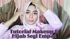 Tutorial Kondangan Makeup Look Segi Empat