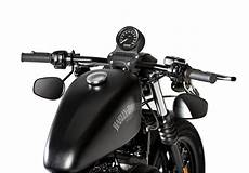 drag bar harley davidson sportster iron forty eight