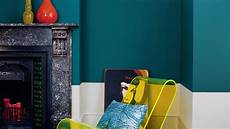 peinture bleu canard dulux make a statement with sophisticated teal dulux