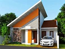 Desain Rumah Minimalis Type 36 72 Minimalis Modern