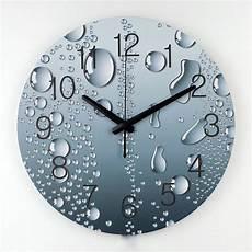 wholesale designer wall clock modern home decoration 3d