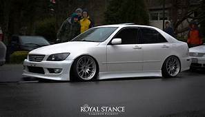 Tuned Toyota Altezza 2  Tuning Jdm Cars