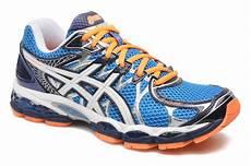 asics gel nimbus 16 sport shoes in blue at sarenza co uk