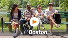 Ec Boston by Learn In Boston With Ec Language Centres
