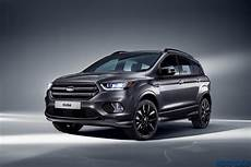 ford kuga suv new ford kuga compact suv with sync 3 and new diesel engine unveiled in europe motoroids