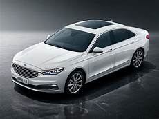 facelifted 2020 ford taurus debuts in china
