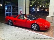 acura nsx spotted in harrisburg pennsylvania 10 09 2010