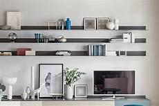 mensole metallo moderne ellie mobili moderni soggiorno di design novamobili