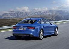 audi boosts rs6 avant rs7 performance editions to 605hp carscoops