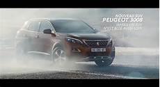 Publicit 233 Tv Peugeot 3008 Ii 171 R 233 Alit 233 Virtuelle 187 2016