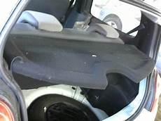 Plage Arriere Renault Twingo Ii Phase 1 Essence