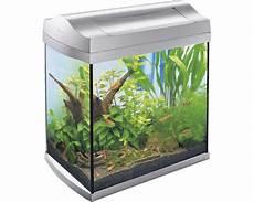 aquarium tetra aquaart 30 ohne unterschrank silber kaufen