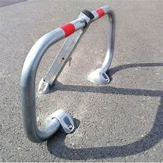 pose barriere de parking barri 232 re de parking rabattable bloc parking bpe ansemble