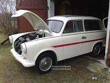 Trabant Vehicles With Pictures Page 6