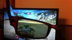 using 3d tv for 2 player split screen left right mode
