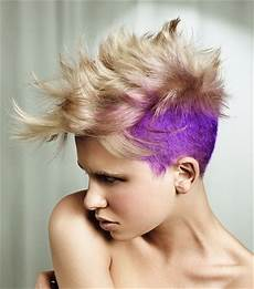 mohawk hairstyles for women with short and long hair hairstyles 2019