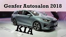 Kia Ceed Sw 2018 - kia ceed sw optima facelift genf 2018 1080p60