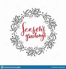 merry christmas and new year words vector lettering stock vector illustration of isolated