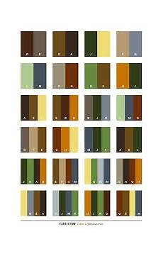 paint colours that compliment forest green search home earth tone colors color
