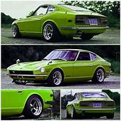 Finally One Without Flares  Datsun 240z Vintage Cars