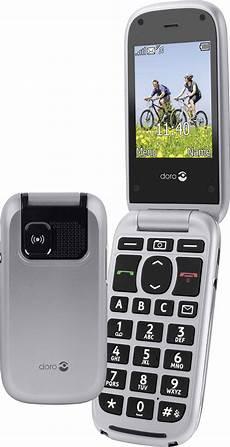 handy für senioren doro phoneeasy 613 senioren klapp handy mit ladestation