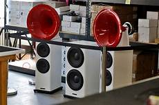 active horn speaker from german abacus audio science