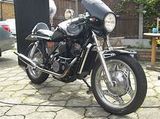 Honda Shadow Vt500 Cafe Racer