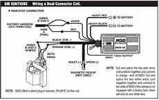 Sbc Msd 6al Hei Wiring Diagram by How To Install An Msd 6a Digital Ignition Module On Your