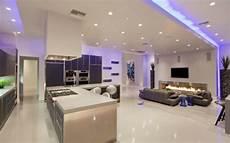 wohnzimmer mit k 252 che 34 moderne designs
