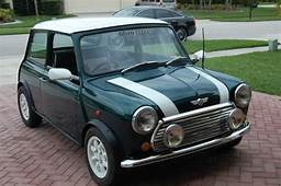 Buy Used 1972 Green Classic Austin Mini Cooper In West