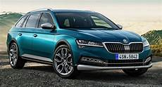 Skoda Superb Gains High Scout Variant For The