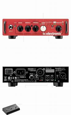 Tc Electronic Bh250 Talkbass
