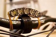 Review Trail Led 3000 Lumen Bike Light Singletracks