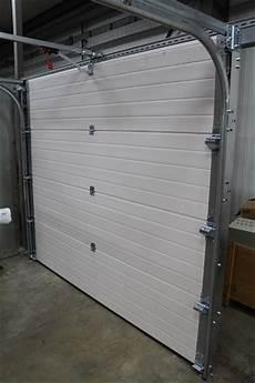porte de garage sectionnelle 4m porte de garage sectionnelle faible retomb 233 e de linteau