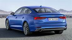 A5 G - 2017 audi a5 sportback g drive interior and