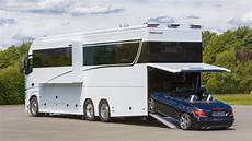 motorhome with this 1 million motorhome is a luxury yacht on wheels for