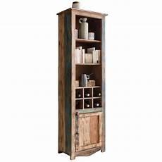 regal 160 cm hoch regal largo 190cm hoch aus massivholz im vintage look