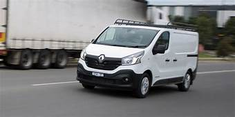 2016 Renault Trafic Review Long Term Report Four