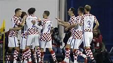 Wm 2018 Playoffs Kroatien Fertigt Griechenland Ab Fu 223
